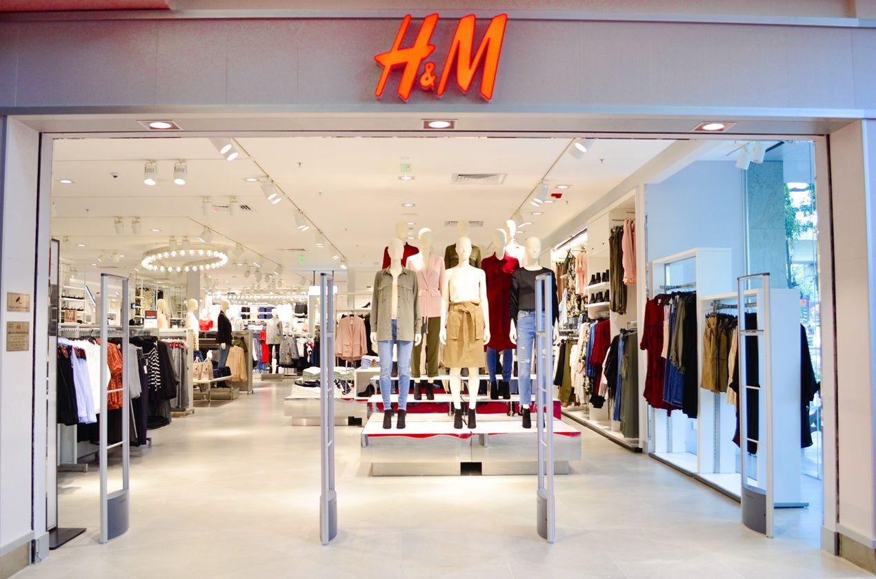 H&M  1 MG  Mall Bengaluru  Opening