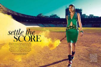 In The Spotlight: Supermodel Dayana Erappa