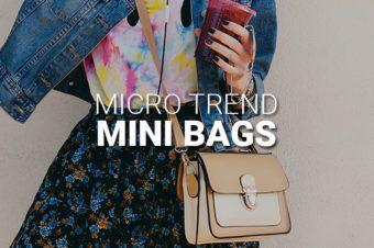 Micro Trend: Mini Bags