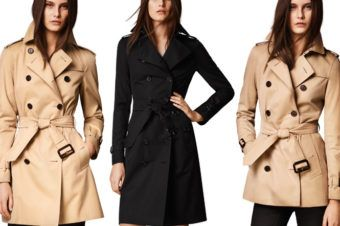History of The Trench Coat