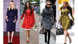 Colored-Trench-Coats