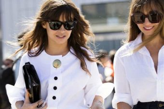 The top 10 most stylish white shirts online