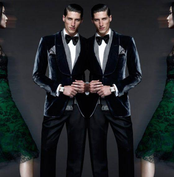 Black Tie Event Dress Code