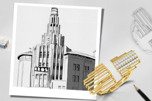 Top 10 Stylish Picks from Caratlane's, The Bombay Deco Collection