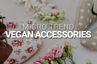 VEGAN FASHION ACCESSORIES & FOOTWEAR