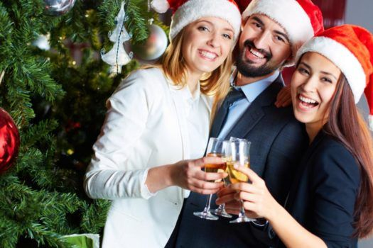 What to Wear to an Office Christmas Party