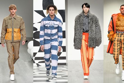 London Fashion Week Men's 2018-Trends to follow