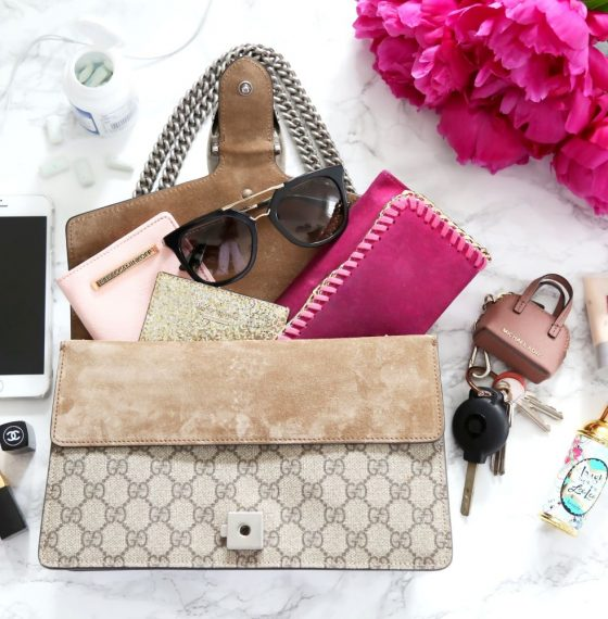 In my bag – Summer essentials you should always carry!