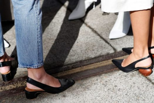 A/W '18 Runway Shoe Trends-Wearable in India