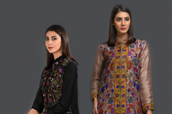 Celebrating Indian Heritage Through Luxury Ethnic wear   : Talking Threads