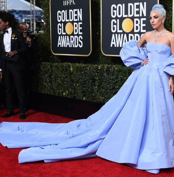 Our Favourite Looks From Golden Globe 2019