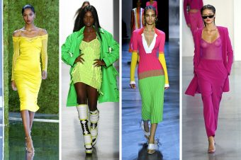 3 TRENDS MAKING A COMEBACK IN SPRING '19