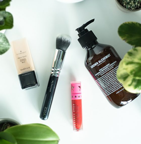 VEGANUARY – VEGAN BEAUTY PRODUCTS