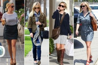 Petite Celeb Style- Rectangle Body Shape