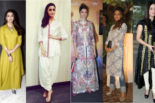 INDIA'S LOVE AFFAIR WITH KURTIS
