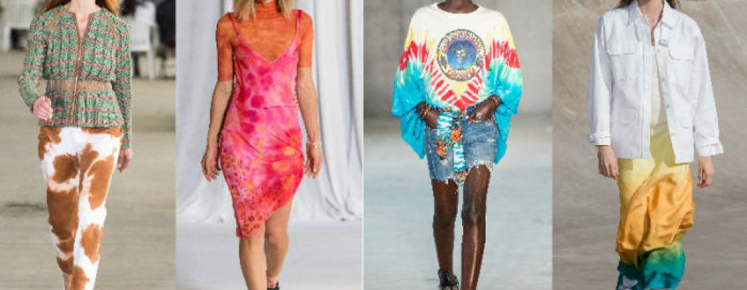 THE HISTORY OF TIE-DYE