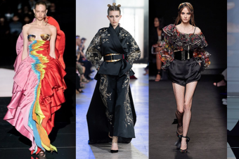 PARIS HAUTE COUTURE – TREND REPORT