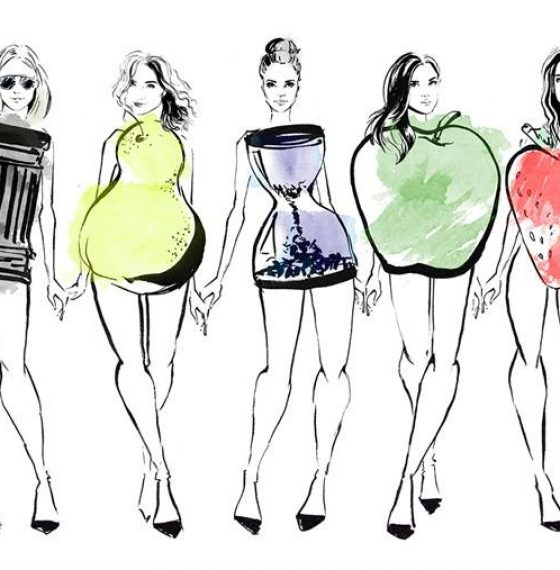 How To Know Your Body Shape In Less Than A Minute