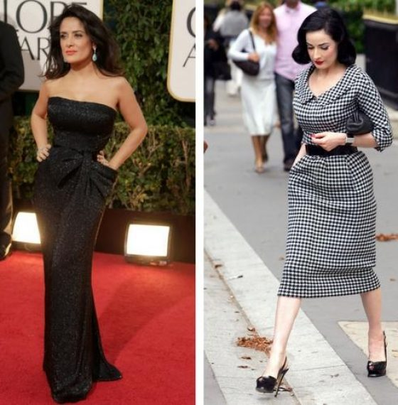 Figure-Flattering Party Dresses for Every Shape