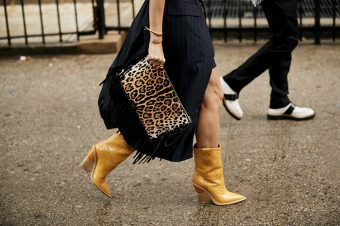 Fancy boots: your go-to party shoe this holiday season