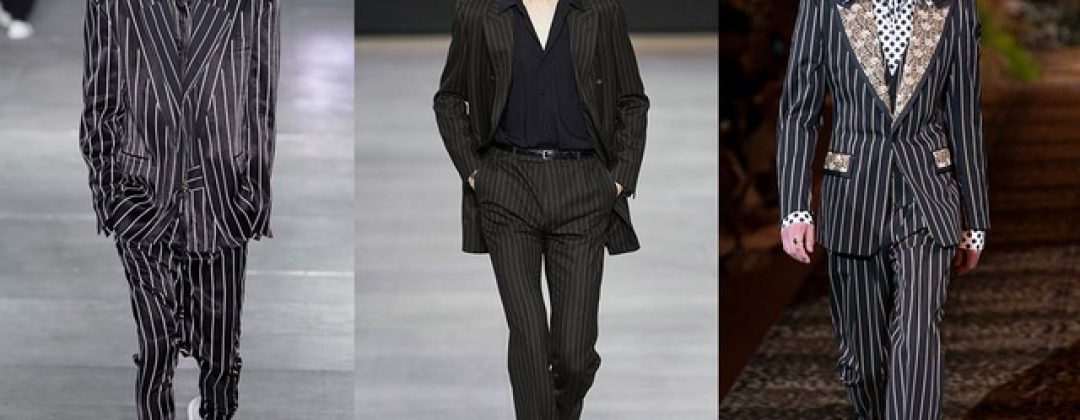 Go for body contouring pinstripes for making the best this season