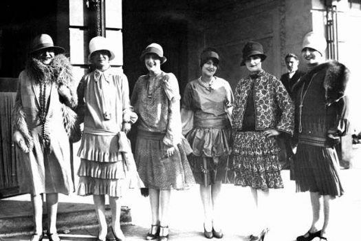 BLAST FROM THE PAST – 1920s FASHION