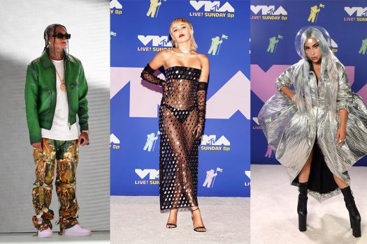 TOP RED CARPET LOOKS FROM MTV VMA'20