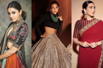 LAST MINUTE DIY DIWALI OUTFIT IDEAS