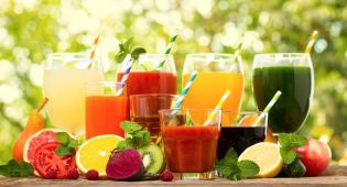 Fruit and vegetables juices
