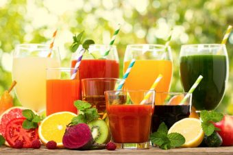 5 Energy Drinks Recipes to Keep You Fit