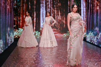 WEDDING OUTFIT INSPIRATION FROM LAKME FASHION WEEK 2020