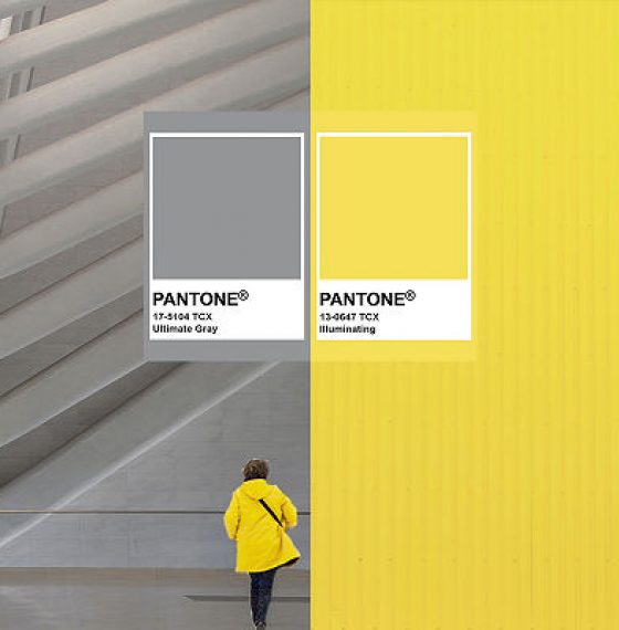 PANTONE'S COLOURS OF THE YEAR – 2021