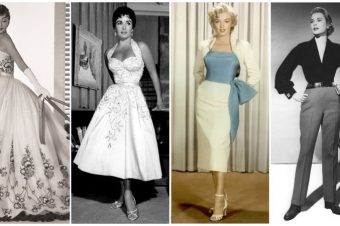 BLAST FROM THE PAST -1950s Fashion
