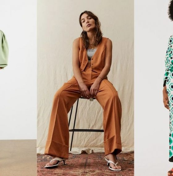 How to ditch denim with chic summer alternatives