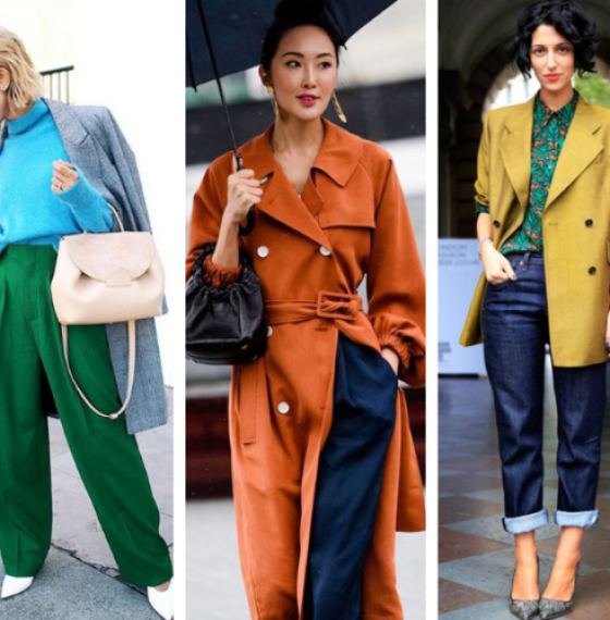 Trendy colour combinations to get perfect summery look