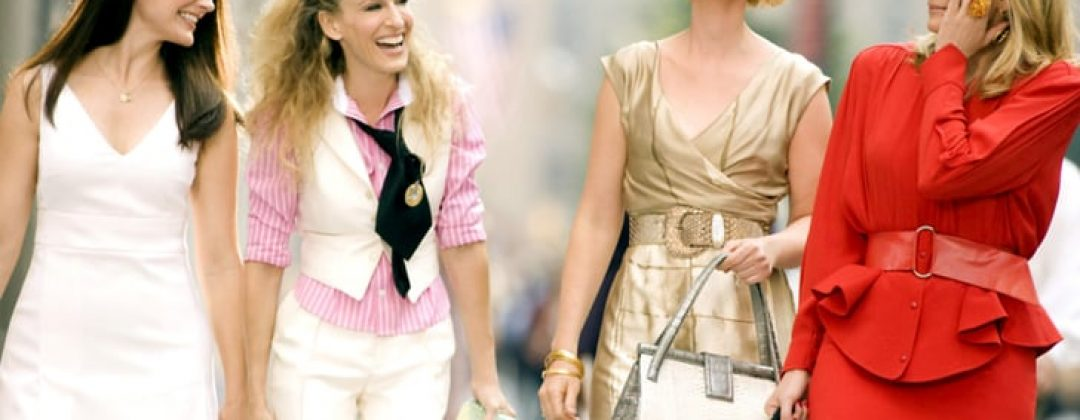 TOP FASHION LOOKS FROM SEX AND THE CITY