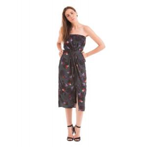 PRYM Draped Bustier Dress