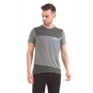 Prym Cement Melange Colour Block T-shirt