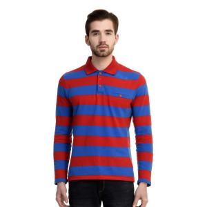 HouseOfFett Classic Striped Polo Shirt