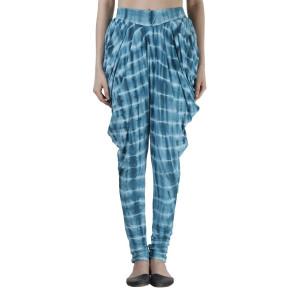 House of Fett Tie-Dye Harem Pants