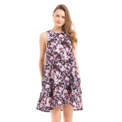 PRYM Sleeveless Swing Dress