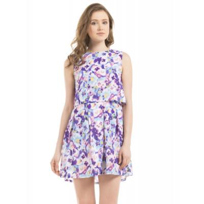 PRYM Double Layered Pleated Dress