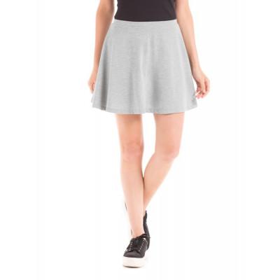 PRYM Grey Swing Skirt