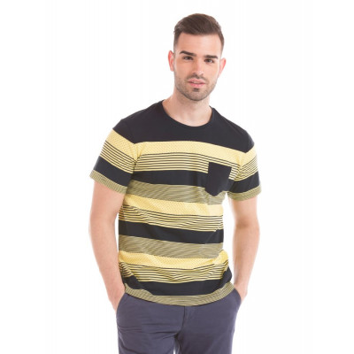 Prym Striped Yellow T-shirt