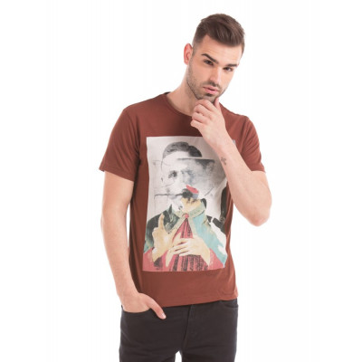 Prym Terracotta Printed T-shirt