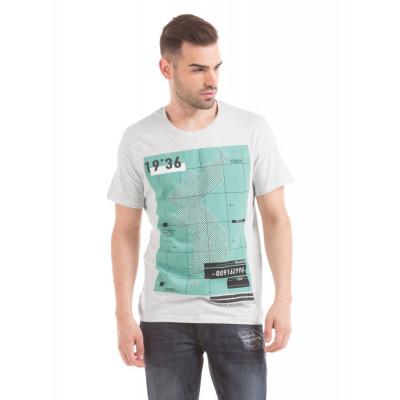 Prym Ecru Printed T-shirt