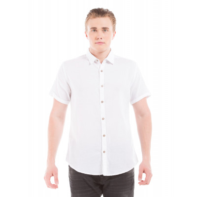 PRYM White Half Sleeve Shirt