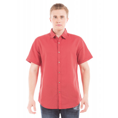 PRYM Red Half Sleeve Shirt