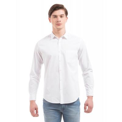 PRYM White Poplin Shirt