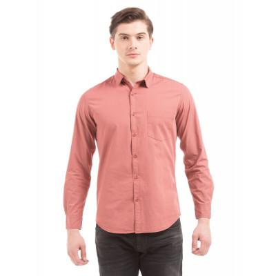 PRYM Dusty Rose Poplin Shirt